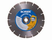 IRONSIDE Diamant-Trennscheibe Ø 230 mm Stärke 2,5/7 mm Typ 100 Uni