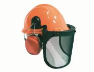 IRONSIDE Helm-Kombination-Set Helm, Forstschutzhelm