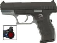 J.G.Schrödel Euro-Cop 16,5cm, 13-Schuss Pistole, Tester