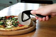 Jamie Oliver Pizza Schneider, Pizza Roller, Pizzamesser, Klinge aus Edelstahl