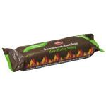 KaminoFlam® Dauerbrenner - Kaminfeuer, Andzündscheit, 2h Brenndauer, 100% umweltfreudlich, Anzahl wählbar
