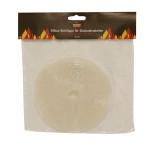 KaminoFlam® - Silikon-Dichtlippe 4,5m für Glasbodenplatten