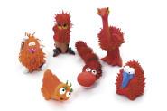 Karlie Latexspielzeug Crazys Hundespielzeug, 10 cm, sortiert