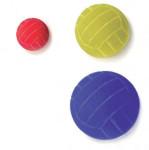 Karlie Moosgummiball Hundespielzeug