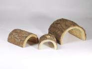 Karlie Wonderland Baumrindentunnel für kleine und große Nager