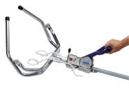 Kerbl HK-Geburtshelfer mit Mechanik 2060, mit HK-Flexi Bügel 52 cm