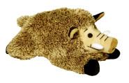Kerbl Hundespielzeug Plüschtier Wildschwein