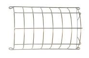 Kerbl Kaninchen Türraufe, verzinkt, Länge: 32 cm