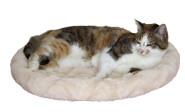 Kerbl Katzenkuschelbett, 52 x 42 x 6 cm