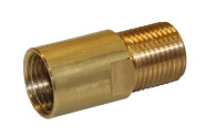 Kerbl Messingverlängerung für Heizstab 50mm