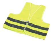 Kerbl Reflex-Weste gelb gemäß EN471; verpackt im HB