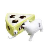 Kerbl Sisalspielzeug CHEESY 28 x 28 x 10 cm