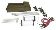 Kerbl Wanderreiter-Set, komplett mit Batteriegerät B40