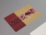 "Kesper Platzset, Platzdecken, Motiv ""Coffee"", 1 Stück, aus Kunststoff, Maße: 435 x 280 x 1 mm"