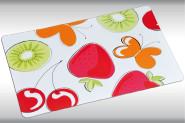 Kesper Platzset, Platzdecken, Motiv: Summer, 1 Stück, aus Kunststoff, Maße: 435 x 280 x 1 mm