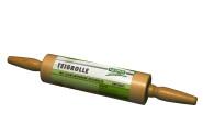 Kesper Teigrolle, Nudelholz, Holzroller, aus Buchenholz, Länge: 230, Durchmesser: 60 mm