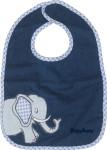 Klett-Lätzchen Elefant