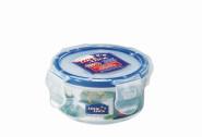 Lock & Lock Frischhaltedose, Vorratsbox, Vorratsdose, 100 ml rund Ø 89 x 68 mm, Kunststoff transparent