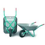 MEFRO Luftrad für Schubkarren Bau 90 L, Export 100 L und Bully 140 L, mit Sonderkugellager