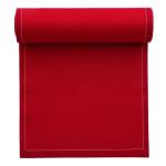 MYdrap Baumwoll Lunch-Servietten 20 x 20 cm, karminrot, 25 Stück pro Rolle