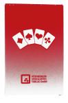 Nürnberger Spielkarten Skat eXtra cLassic französisches Bild im Klarsichtetui