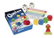 Nürnberger Spielkarten Würfelspiel QWIXX, 2 - 5 Spieler
