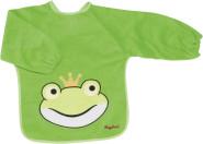 Playshoes Ärmel-Lätzchen lang Arm grün 1 Stück