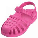 Playshoes Beach-Sandale, Größe 20/21, in pink
