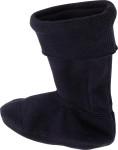Playshoes Fleece-Stiefel-Socke marine, Größe: 26/27