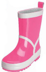 Playshoes Gummistiefel uni, Größe 20/21, in pink