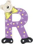 Playshoes Holz-Buchstaben R, farblich sortiert