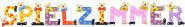Playshoes Kinder Holz-Buchstaben Namen-Set SPIELZIMMER - sortiert