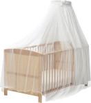 Playshoes Mückennetz für Kinderbett, in weiß