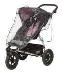 Playshoes pflegeleichtes Regenverdeck für Kinderwagen