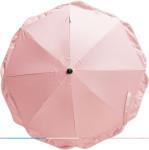 Playshoes Sonnenschirm für Kinderwagen rose