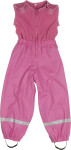 Playshoes Trägerhose mit Fleecelatz, pink, Größe: 104