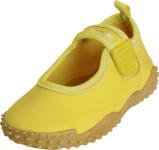 Playshoes UV-Schutz Aqua-Schuh klassisch gelb, Größe: 24/25