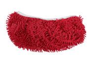 purclean Chenille Microfaser Überzug, Bodenwischer Überzug, rot