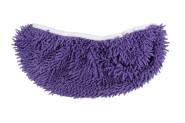 purclean Chenille Microfaser Überzug, Bodenwischer Überzug, lila