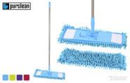 purclean Microfaser Chenille Wischmop Bodenwischer, verschiedene Farben wählbar