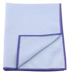 3 Stück purclean Microfasertuch BEKKO mit Schuppenstruktur, extra saugstark, 30% Polyamide, 60x40cm, in blau