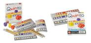 QWINTO Würfelspiel-Set, mit QWINTO und 2 Ersatzblöcken