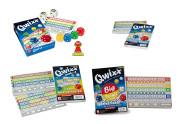 QWIXX Würfelspiel SET mit 6 Zusatzblöcken