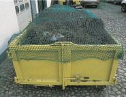REWWER-TEC - Container Abdecknetze 1,5x2,5, 35mm Masche
