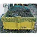 REWWER-TEC - Container Abdecknetze 2,5x3,5, 35mm Masche