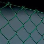 REWWER-TEC Maschendr.50x2,8x1000 10m PVC grün RAL 6005