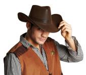 RUBIE'S Faschingsaccessoire - Cowboy, Lederoptik