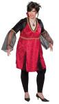 RUBIE'S Faschingskostüm - Draculina fullcut, Größe: 48