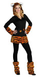 RUBIE'S Faschingskostüm - Tiger, Größe: 36