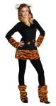 RUBIE'S Faschingskostüm - Tiger, Größe: 38